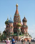 Image for St. Basil's Cathedral, Moscow, Russia