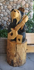 Image for Banjo Pickin' Bear ~ Torrance, California