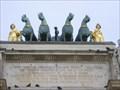 Image for Chevaux de Bronze de Constantin Ier - Paris, France