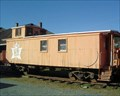 Image for CNR Caboose #78876 - Lake Cowichan, BC