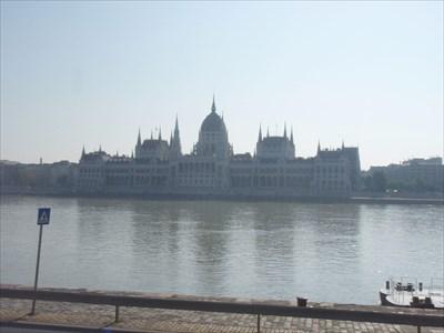 Hungarian Parliament Building - Budapest