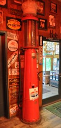Image for Standard Oil Vintage Gas Pump ~ Sikeston, MO