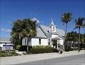 Image for Bell Tower - Boca Grande United Methodist Church - Boca Grande, Florida, USA