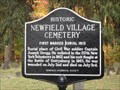 Image for Newfield Village Cemetery - Newfield, NY