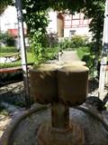 Image for Klostergarten Fountain - Weißenburg, Germany, BY