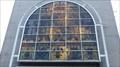 """Image for """"Die 5 Säulen der Wirtschaft"""" - Glasfenster, Gelsenkirchen, Germany"""
