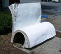 Image for Non-Fiction Book Bench – Cerritos, CA