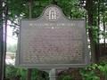 Image for Montgomery Cemetery - GHM 060-190 - Fulton Co., GA