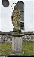 Image for Immaculata at Church of St. John the Baptist / Immaculata u kostela Sv. Jana Krtitele (Pardubice, East Bohemia)