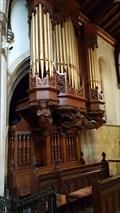 Image for Church Organ - St Andrew - Hambleton, Rutland
