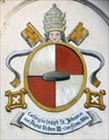 Image for Coats of Arms at Church St. Johann (Regensburg) - Bavaria / Germany