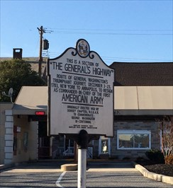 The General's Highway - Aberdeen, MD - U S  40 - The