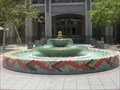 Image for Union Station fountain - Los Angeles, CA