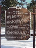 Image for Centralia Pulp and Paper Mill