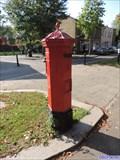 Image for Victorian Post Box - Church Lane, London, UK