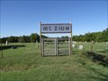 Image for Mount Zion Cemetery - Grayson County, TX