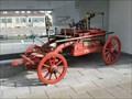 Image for Feuerspritze auf der Feuerwache Bad Homburg, Germany