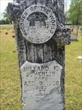 Image for M.F. Sumerlin - Shiloh Baptist Church Cemetery - Shiloh, AL