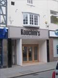 Image for Koochini's, Castle Street, Shrewsbury, Shropshire, England, UK