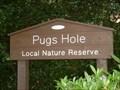 Image for Pug's Hole - Talbot Heath, Bournemouth, Dorset, UK