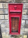 Image for Victorian Wall Post Box - Bolton Abbey Station, nr Skipton, Yorkshire, UK