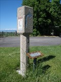 Image for Lincoln Highway Marker - Magna, UT, USA