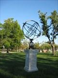Image for Elmlawn Cemetery Sundial , Kenmore, NY