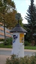 Image for Litfaßsäule - Albert-Schweitzer-Strasse/ Saalfeld/ Thüringen/ Deutschland