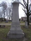 Image for Richard Faris - Clinton Grove Cemetery, Mt. Clemens, MI.