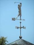 Image for Golfer Weathervane - San Jose, CA