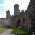 Image for Lookout Tower - Conwy Castle, Denbighshire, Wales.