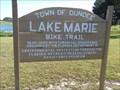 Image for Lake Marie Bike/Walking Trail - Lake Marie- Dundee, Florida