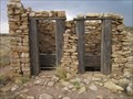 Image for Ruined Outhouse at Two Guns - Coconino County, Arizona
