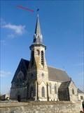 """Image for IGN Pt de mesure: - 47D58C1 - Eglise """"Saint-Sébastien"""""""