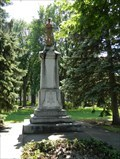 Image for G.A.R. Monument - Fargo, N.D.