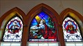 Image for St. Barnabas Anglican Church Windows - Ecum Secum, NS