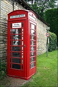 Image for Binton phone box.