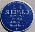 Image for E H Shepard - Kent Terrace, Park Road, London, UK