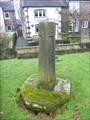 Image for St Edward the Confessor Church Sundial  - Cheddleton, Staffordshire, UK.