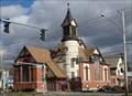 Image for 1882 - Abandoned Church - Cortland, NY