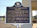 Image for Cullman Railroad Depot - Cullman, AL