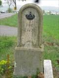 Image for Distanzstein nördlich vom Globus, Weischlitz, Sachsen