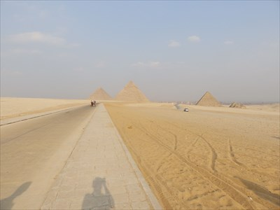 Pyramid Fields - Egypt
