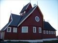 Image for Lutheran Church in Qeqertarsuaq, Disko Island - Greenland