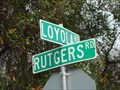 Image for Loyola & Rutgers - St. Augustine, FL