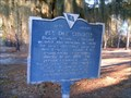 Image for Pee Dee Church, Marker Number 17-11