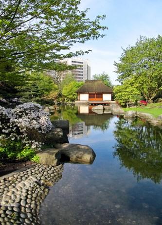 Japanischer Garten Hamburg Japanese Gardens On Waymarkingcom
