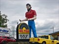 Image for Lumberjack Muffler Man - Uniontown, PA