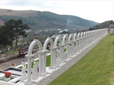 Aberfan - Wales.