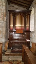 Image for Church Organ - St Michael - Wartnaby, Leicestershire